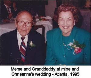 Meme and Granddaddy